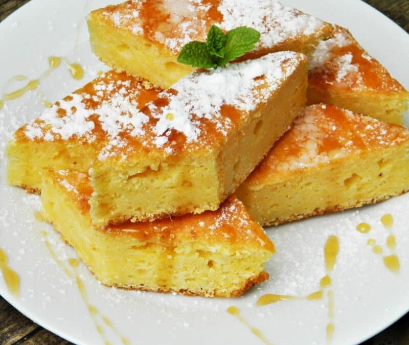 Best Sweet Cornbread Recipe in a World