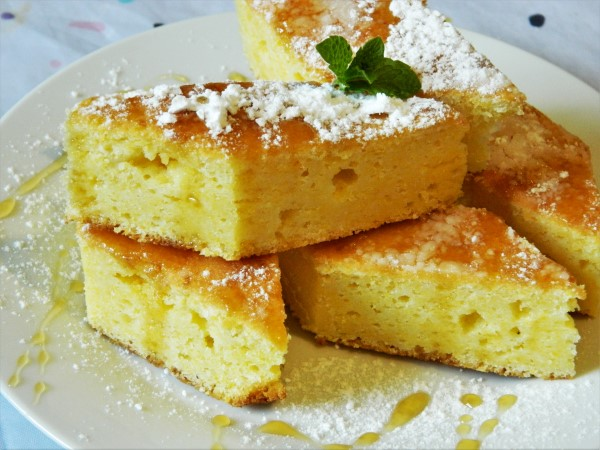 Best Sweet Cornbread Recipe in a World-Served on Plate