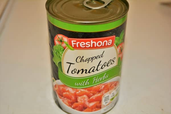 Hungarian Green Bean Soup Recipe-Canned Chopped Tomatoes