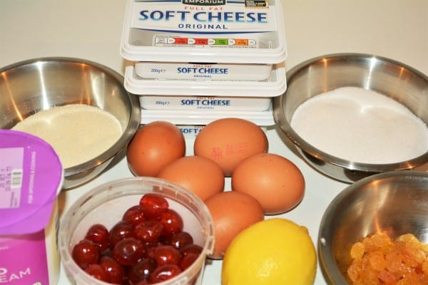 The Best Russian Cheesecake Recipe - Ingredients
