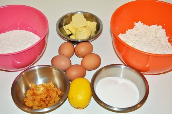 Traditional Baked Cheesecake Recipe-Ingredients