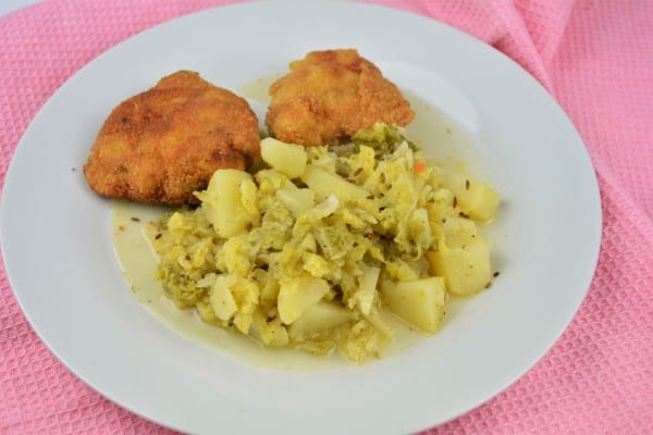 Best Sauteed Savoy Cabbage Recipe