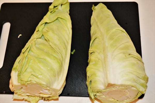 Vegan Cabbage And Pasta Recipe-Sweetheart Cabbage
