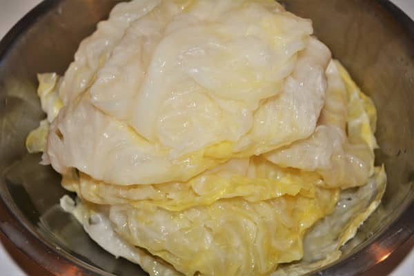 Best Hungarian Stuffed Cabbage Rolls Recipe-Pickled Cabbage Leaves