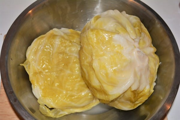 Best Hungarian Stuffed Cabbage Rolls Recipe-Pickled Cabbage
